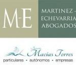 Martínez Echevarría Abogados y Macías Torres Asesoría.
